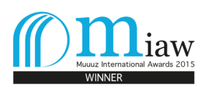 Objets Publics gagne les muuuz international awards