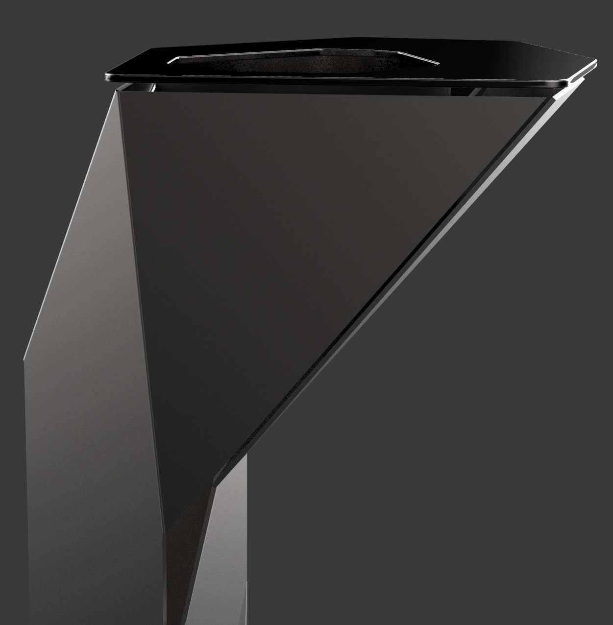 cendrier objets publics design franck magné mobilier urbain cendrier à sable street furniture design