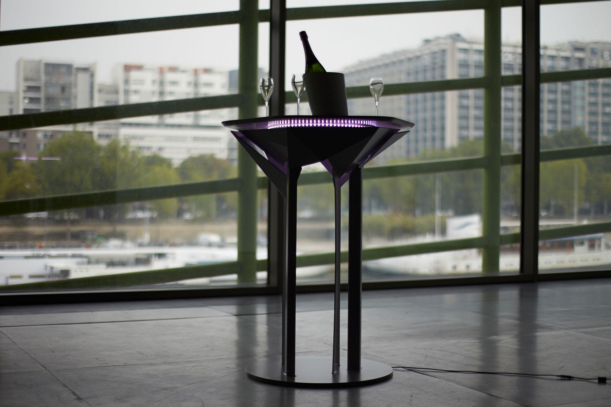 franck magné graal table victoire objets publics