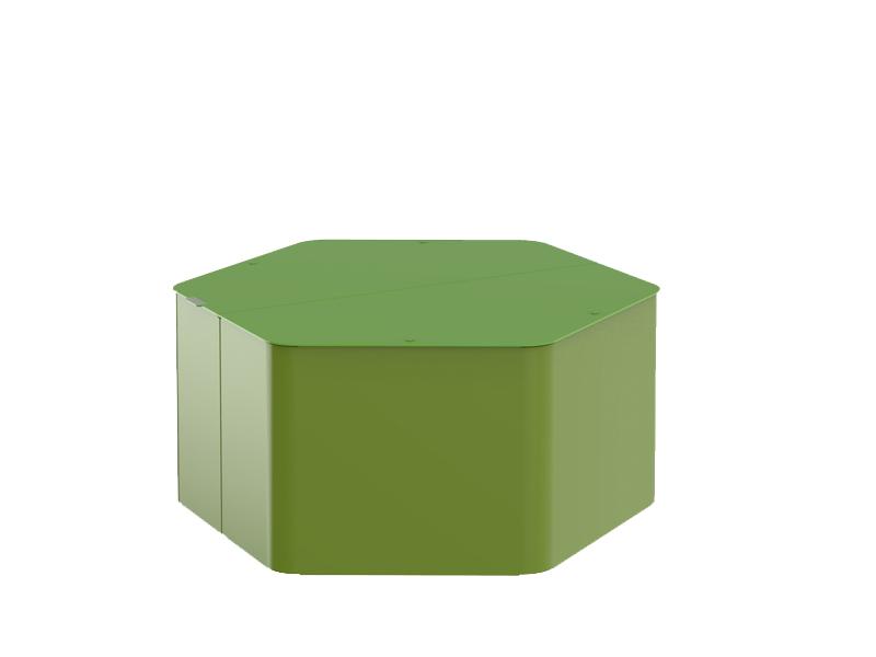assise hexa XL objetspublics design urbain