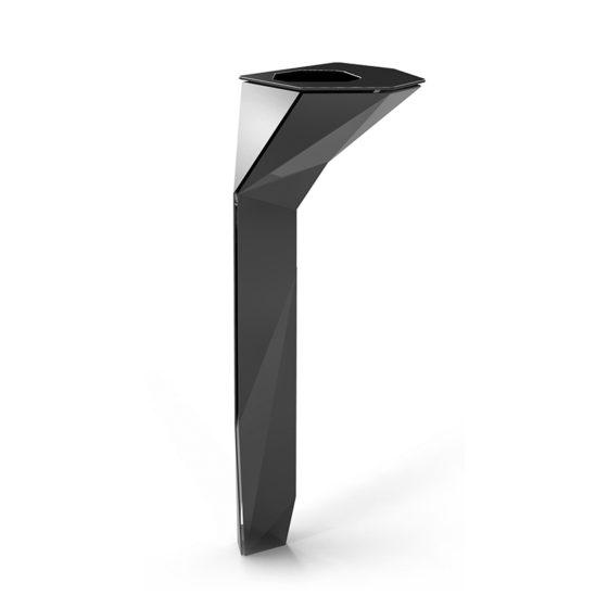objets publics mobilier urbain cendrier smoke design franck magné