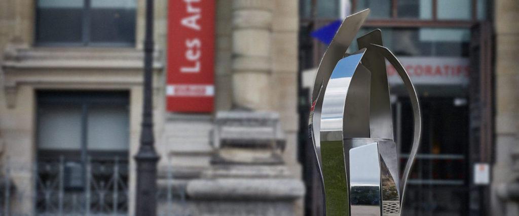 cendrier flamme mobilier urbain design design francs magné objetspublics