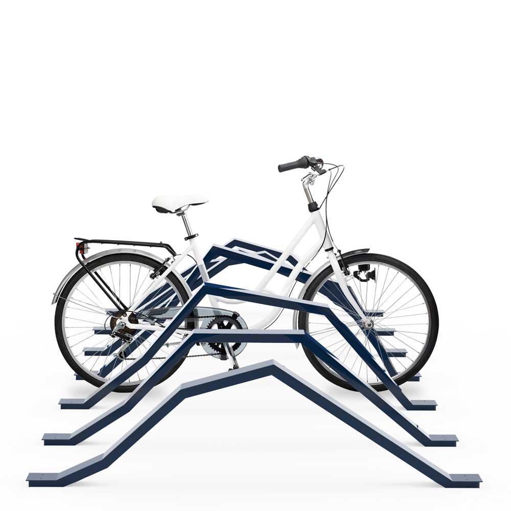 objets publics parc vélo tumulus design mobilier urbain