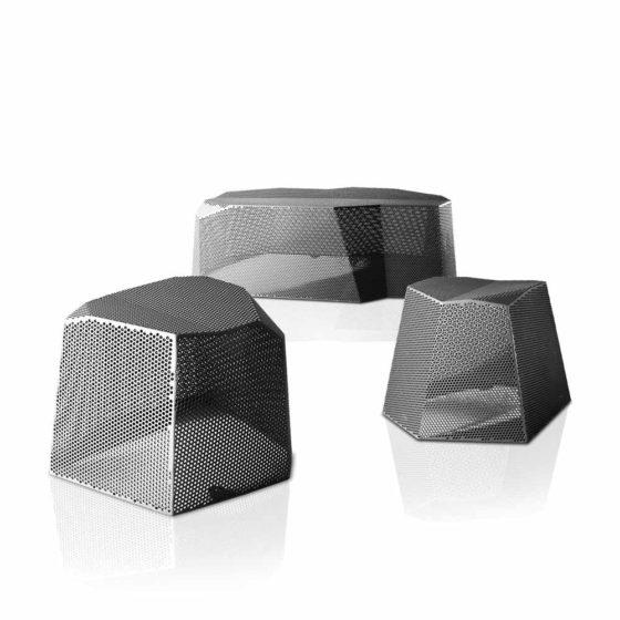 objets publics assises rocs banc public design franck magné