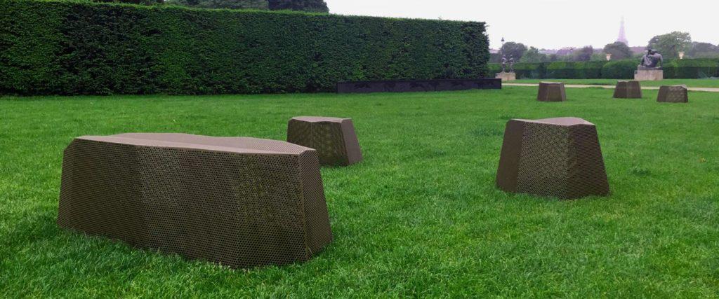 assises rocs mobilier urbain design banc public design francs magné objetspublics