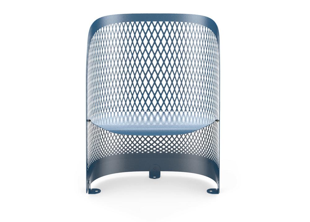 Assises à Alcove 1place mobilier urbain design banc public design francs magné objetspublicsdesign banc public design francs magné objetspublics