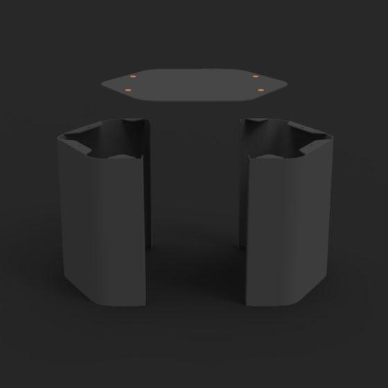 assises hexa m mobilier urbain design banc public design francs magné objetspublics