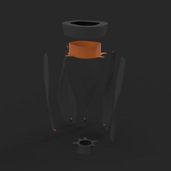 corbeille lif mobilier urbain design poubelle design francs magné objetspublics