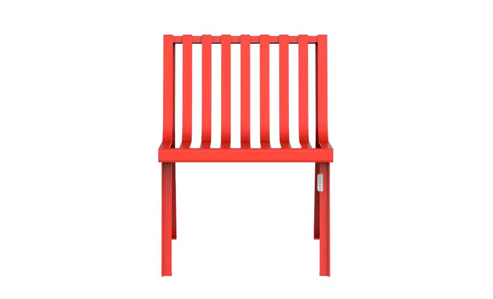 assise une place Cité Z Zéro mobilier urbain design banc public design francs magné objetspublics