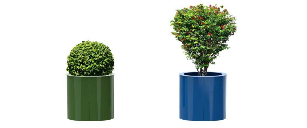 bac à végétaux cité jardinière urbain design francs magné objetspublics