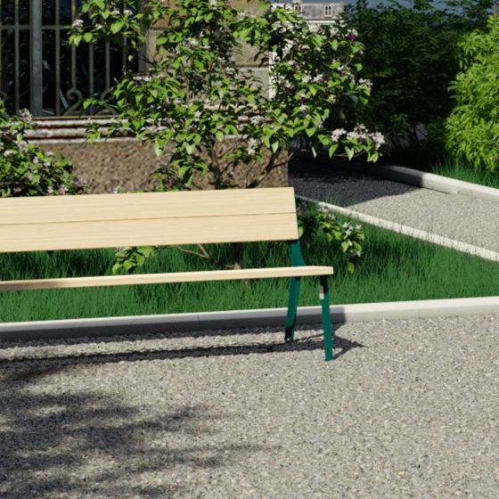 objets publics mobilier urbain design cite bois street furniture wood